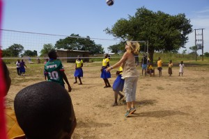 Volleyball in Yua